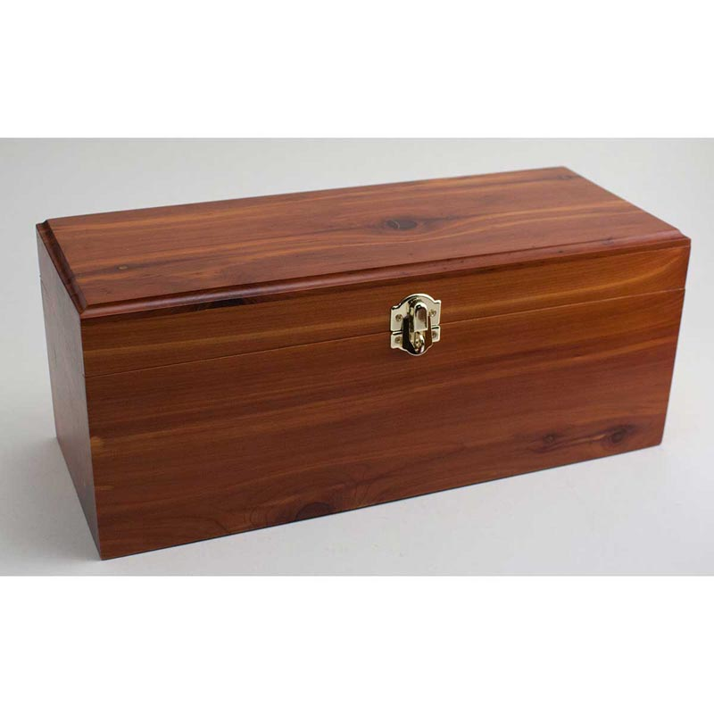 Cedar Wood Pet Urns Up To 150 Lbs